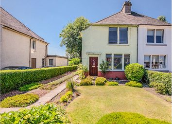 Thumbnail 2 bed semi-detached house for sale in Dirleton Gardens, Alloa