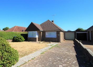 Thumbnail 2 bed detached bungalow for sale in Keswick Close, Goring, West Sussex