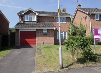 Thumbnail 4 bedroom detached house for sale in Highworth Way, Tilehurst, Reading