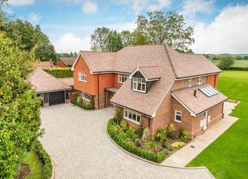 Thumbnail 5 bedroom detached house for sale in Croft Lane, Crondall, Farnham, Surrey