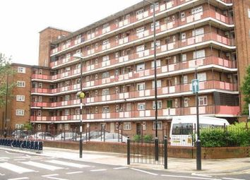 Thumbnail 4 bed flat to rent in Anne Goodman House, Jubilee Street, Whitechapel, London