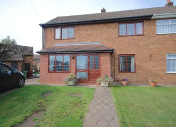 3 bed semi-detached house for sale in Hallcroft Road, Haxey, Doncaster DN9