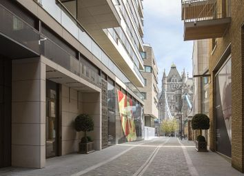 Thumbnail 2 bed flat to rent in Tudor House, One Tower Bridge, Tower Bridge, London