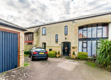 Thumbnail 4 bed barn conversion for sale in High Street, Stretham, Ely, Cambridgeshire
