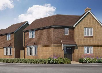Thumbnail 3 bed detached house for sale in Lower Road, Stoke Mandeville, Aylesbury