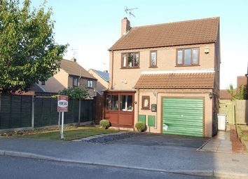 Thumbnail 4 bed detached house for sale in Woodhead Close, Edwinstowe, Mansfield