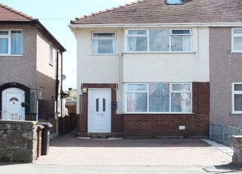 Thumbnail 3 bed property to rent in Pen-Y-Maes Road, Holywell