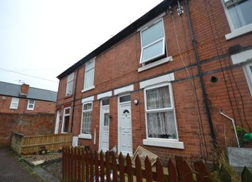 Thumbnail 2 bed terraced house to rent in Edward Avenue, Nottingham