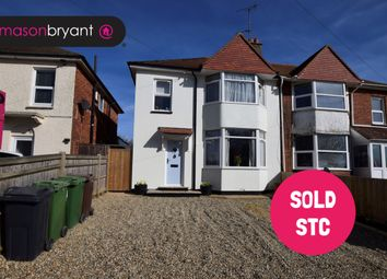 Thumbnail 3 bed semi-detached house for sale in Roselands Avenue, Eastbourne