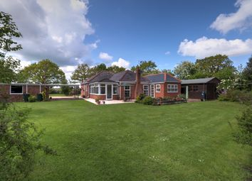 Thumbnail 3 bed bungalow for sale in Chapel Lane, Bronington, Whitchurch