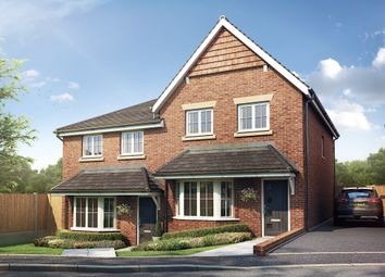 Thumbnail 3 bed semi-detached house for sale in Chessmount Rise, Chesham