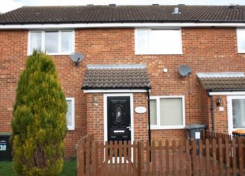 Thumbnail 2 bed terraced house for sale in Gulliver Close, Kempston, Bedford, Bedfordshire