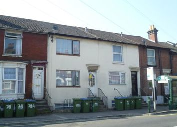 Thumbnail 4 bedroom terraced house to rent in Lodge Road, Southampton