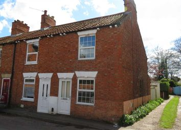 Thumbnail 2 bed end terrace house for sale in Duke Street, Sleaford