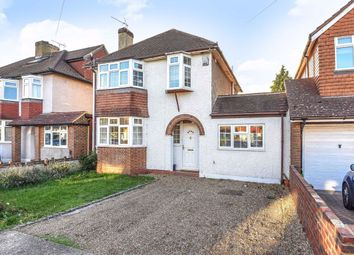 Thumbnail 4 bed property to rent in Monks Avenue, West Molesey