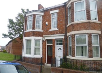 Thumbnail 2 bed flat to rent in Chichester Road, South Shields