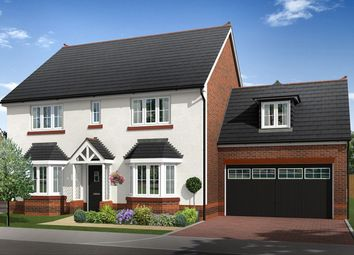 Thumbnail 5 bed detached house for sale in The Mellor, Boundary Park, Parkgate, Neston