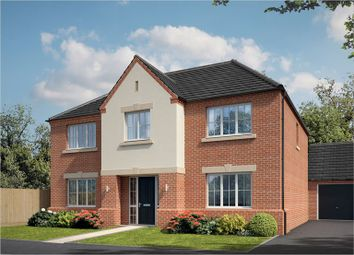 Thumbnail 5 bed detached house for sale in Rowley Fields, Busk Lane, Church Fenton