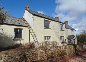 Thumbnail 3 bed detached house for sale in Rickeston Water, Rickeston, Milford Haven, Pembrokeshire