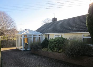 Thumbnail 3 bed detached bungalow for sale in Brewery Hill, Lelant, St. Ives