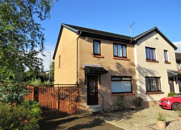 Thumbnail 3 bedroom semi-detached house for sale in The Moorings, Paisley