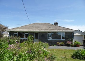 Thumbnail 3 bed detached bungalow to rent in Edgcumbe Road, Roche, St Austell, Cornwall