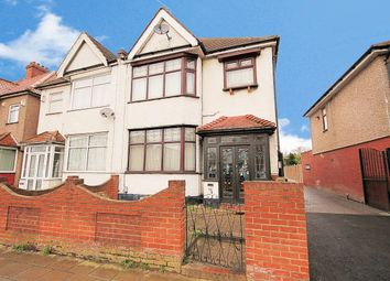 Thumbnail 3 bed semi-detached house for sale in Amwell View, New North Road, Ilford