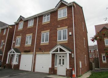 Thumbnail 4 bed town house for sale in 83 Spring Place Gardens, Mirfield, West Yorkshire