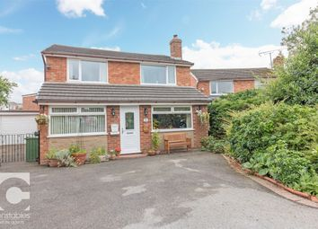 Thumbnail 4 bed detached house for sale in Leamington Close, Neston, Cheshire