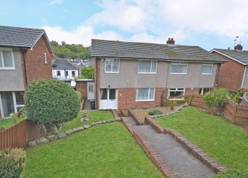 Thumbnail 3 bed semi-detached house for sale in Semi-Detached House, Farmwood Close, Newport