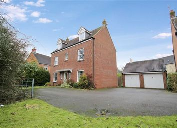 Thumbnail 5 bed detached house for sale in Lampeter Road, Oakhurst, Swindon