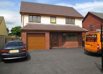 Thumbnail 5 bedroom detached house to rent in Dan Y Glo, Mynydd Bach Y Glo, Waunarlwydd, Swansea.