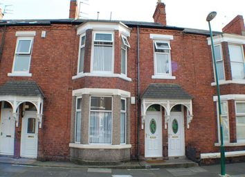 Thumbnail 2 bed flat for sale in Coleridge Avenue, South Shields, South Shields