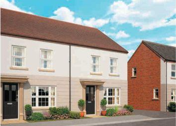 "Thumbnail 3 bed semi-detached house for sale in ""Claverdon"" at Queen Elizabeth Road, Nuneaton"