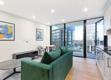 Thumbnail Studio to rent in Emery Wharf, London Dock, Wapping