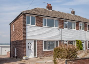 Thumbnail 3 bed end terrace house for sale in Morland Close, Dewsbury, West Yorkshire
