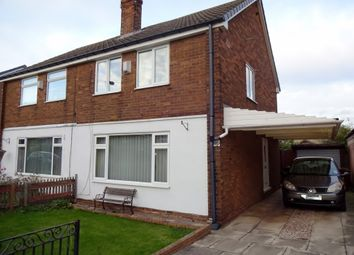 Thumbnail 3 bed semi-detached house to rent in Moor Top Avenue, Ackworth