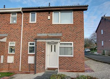 Thumbnail 1 bed end terrace house for sale in Celandine Way, Gateshead
