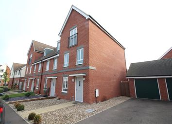 Thumbnail 4 bed semi-detached house for sale in Waxwing Way, Costessey, Norwich