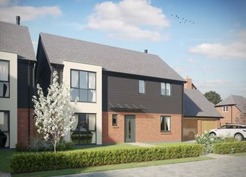 Thumbnail 4 bed detached house for sale in Aylesbury Road, Lapworth