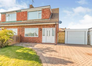 Thumbnail 3 bed semi-detached house for sale in Pindar Road, Eastfield, Scarborough, North Yorkshire