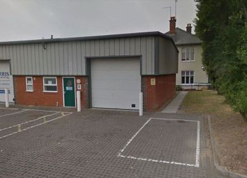 Thumbnail Light industrial to let in Unit 12, Lowestoft Enterprise Park, School Road, Lowestoft