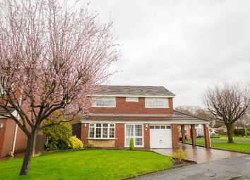 4 bed detached house for sale in Carpenter Grove, Padgate, Warrington WA2