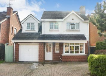 Thumbnail 4 bed detached house for sale in Grayling Close, Abbeymead, Gloucester