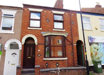 Thumbnail 3 bed terraced house for sale in Railway Terrace, Rugby