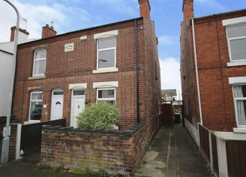Thumbnail 2 bed semi-detached house for sale in Mill Road, Stapleford, Nottingham