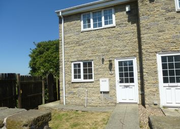 2 bed semi-detached house for sale in Vale Road, Thrybergh, Rotherham S65