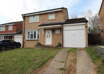 3 bed detached house for sale in Andros Close, Ipswich IP3