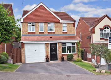 Thumbnail 3 bed detached house for sale in Willow Bank Drive, Pontefract