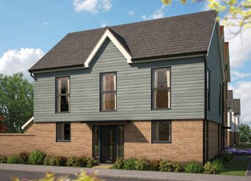 "Thumbnail 4 bed detached house for sale in ""The Chestnut"" at Whiting Crescent, Faversham"